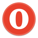 128x128px size png icon of Opera