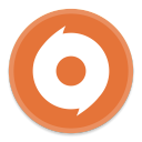 128x128px size png icon of Origin
