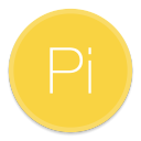 128x128px size png icon of Pixelmator 3