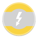 HD Thunderbolt Icon