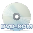 128x128px size png icon of Disc dvdrom