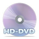 128x128px size png icon of Disc hddvd