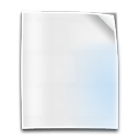 128x128px size png icon of Filetype default 2