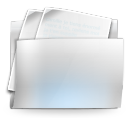 128x128px size png icon of Folder my documents
