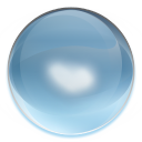 128x128px size png icon of Orb