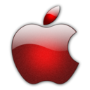 128x128px size png icon of Candy Apple Red