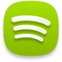 web spotify Icon