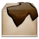 128x128px size png icon of TrashFull