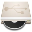 128x128px size png icon of xDriveUSB