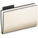 128x128px size png icon of yFolder