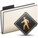 128x128px size png icon of yFolderPublic