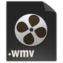 128x128px size png icon of zFileWMV