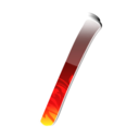 128x128px size png icon of 0 Slash