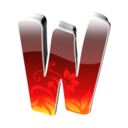 128x128px size png icon of W1