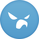 128x128px size png icon of Falcon pro for twitter