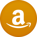 128x128px size png icon of amazon