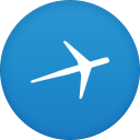 128x128px size png icon of expedia