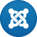128x128px size png icon of joomla