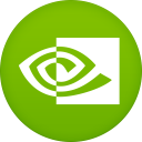 128x128px size png icon of nvidia