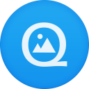 128x128px size png icon of quickpic