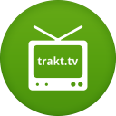 128x128px size png icon of trakt tv