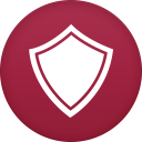 128x128px size png icon of antivirus universal