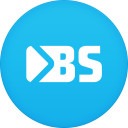 128x128px size png icon of bs player
