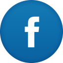 128x128px size png icon of fb
