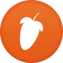 128x128px size png icon of fl studio