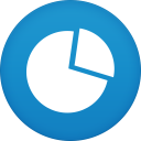 128x128px size png icon of graph