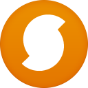 128x128px size png icon of soundhound