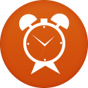128x128px size png icon of timer