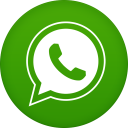 128x128px size png icon of whatsapp