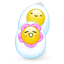 128x128px size png icon of eggs