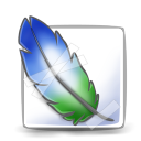 128x128px size png icon of software adobe photoshop
