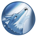 128x128px size png icon of software amarok
