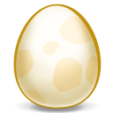 128x128px size png icon of software egg