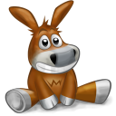 128x128px size png icon of software emule