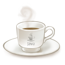 128x128px size png icon of software java