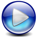 128x128px size png icon of software windows media