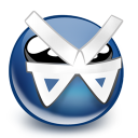 128x128px size png icon of system bluetooth