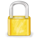 128x128px size png icon of system lock
