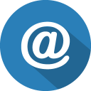 128x128px size png icon of Mail at