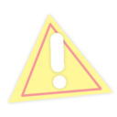 128x128px size png icon of CM Important
