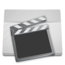 Videos Concave Light Icon