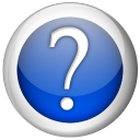 128x128px size png icon of FAQ