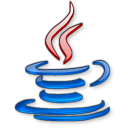 128x128px size png icon of Java