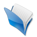 128x128px size png icon of Mes documents
