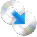 128x128px size png icon of CD Copy
