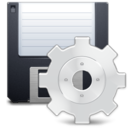 128x128px size png icon of File Export